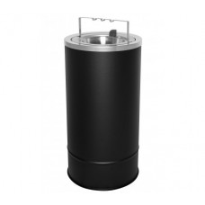 Pioneer™ Floor Urn with Flip Top