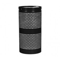Landscape Series™ Perforated Waste Receptacle