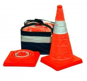 """28"""" Collapsible Pop Up Cones"""