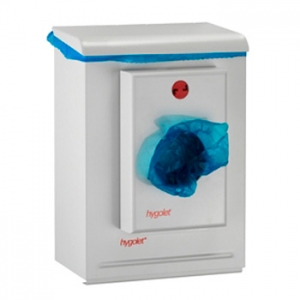 Sanitary Napkin Wall Receptacle