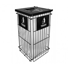 RGU-1836-T Clean Grid™ Fully Collapsible Receptacle