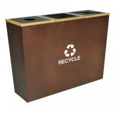 NEW! RC-MTR Metro Collection Recycling Receptacles
