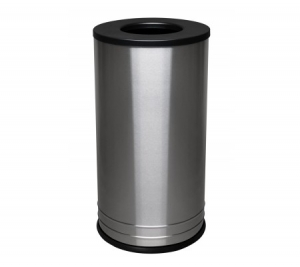 International Collection™ Stainless Steel Waste Receptacle