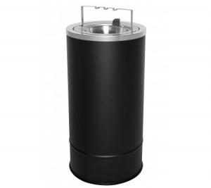 Pioneer™ Floor Urn with Flip Top