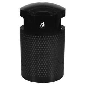 Landscape Series™ Large Capacity Trash Receptacle