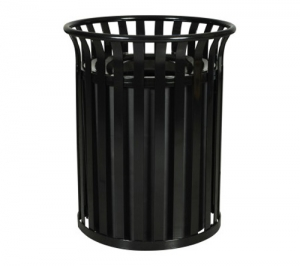 Streetscape™ Classic Outdoor Trash Receptacle