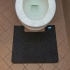 Commode Mat