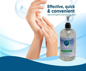 Global Choice Hand Sanitizer